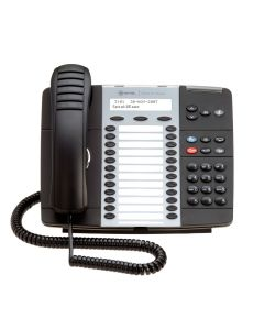 MITEL 5224 DUAL MODE VoIP BUSINESS PHONE WITH BACK LIT DISPLAY