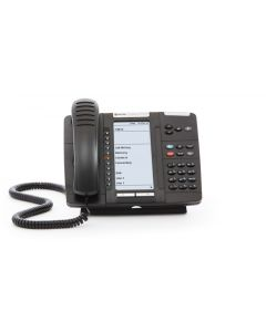 MITEL 5320e VoIP DUAL MODE GIGABIT BUSINESS PHONE WITH BACK LIT DISPLAY