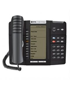 MITEL 5320 DUAL MODE VoIP BUSINESS PHONE WITH LARGE DISPLAY