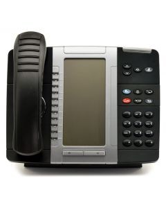 MITEL 5330 DUAL MODE VoIP PHONE WITH LARGE NON BACK LIT DISPLAY