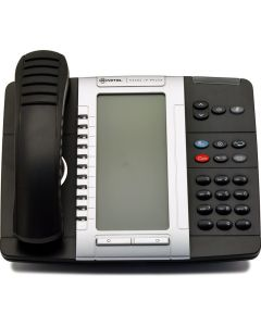 MITEL 5330e VoIP DUAL MODE GIGABIT BUSINESS PHONE WITH BACK LIT DISPLAY