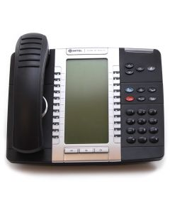 MITEL 5340 DUAL MODE VoIP BUSINESS PHONE WITH BACK LIT DISPLAY